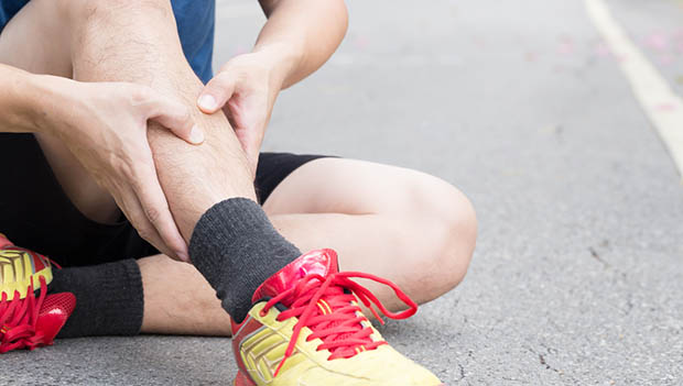 Shin splints – stopping you in your tracks